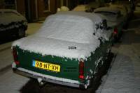 Highlight for Album: Trabanten in de sneeuw 03-03-2006
