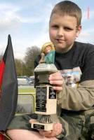 Kies als voorbeeldfoto voor het album: 17e Nationale Tweetaktdag Hilvarenbeek 20-04-2008