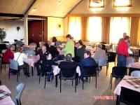 Okładka Albumu:  IFA NL Algemene ledenvergadering in dorpshuis de Hoge Hof Echteld. 21-03-2009